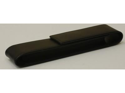 Lamy A201 Black Leather Pen Case for 1 Pen