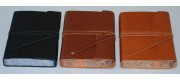 Lo Scrittoio Soft Leather 12cmx16cm Leather Journal