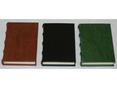 Lo Scrittoio Hard Back 9cmx13cm Full Leather Journal