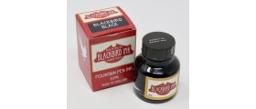Mabie Todd Blackbird Ink Bottle, 30ml