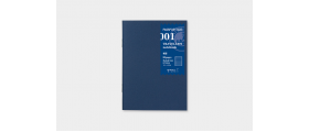 Traveler's Company (Midori) Notebook Refill, Passport Size, 001 Lined Notebook