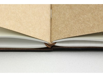 Traveler's Company (Midori) Notebook Refill, Passport Size, 011 Connecting Rubber Band