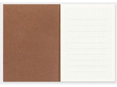 Traveler's Company (Midori) B-Sides & Rarities Notebook Refill, Passport Size, Letter Pad