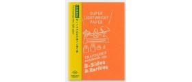 Traveler's Company (Midori) B-Sides & Rarities Notebook Refill, Passport Size, Super Lightweight Paper