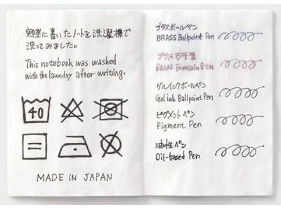 Traveler's Company (Midori) B-Sides & Rarities Notebook Refill, Passport Size, Washable Paper