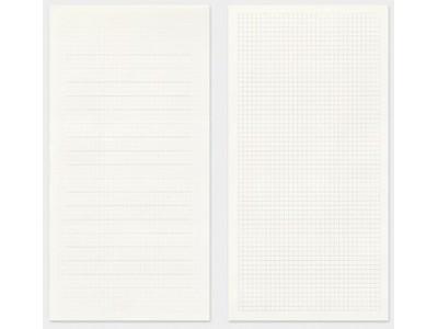 Traveler's Company (Midori) B-Sides & Rarities Notebook Refill, Standard Size, Letter Pad