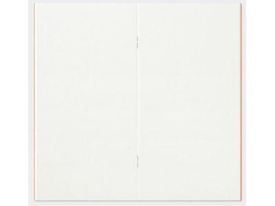 Traveler's Company (Midori) B-Sides & Rarities Notebook Refill, Standard Size, Super Lightweight Paper