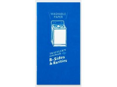 Traveler's Company (Midori) B-Sides & Rarities Notebook Refill, Standard Size, Washable Paper