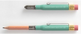 Traveler's Company (Midori) Brass Pencil, Factory Green Limited Edition