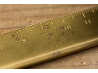 Traveler's Company (Midori) Brass Ruler