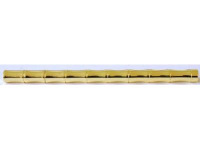 """Brass """"Bamboo"""" Rollerball, Gold"""