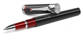 Montegrappa Desiderio Rollerball, Black/Red