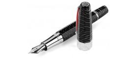 Montegrappa Extra Otto Fountain Pen, Zebra