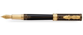 Montegrappa Game of Thrones Fountain Pen, Baratheon