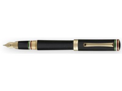 Montegrappa Italia Fountain Pen, Black
