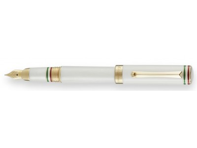 Montegrappa Italia Fountain Pen, White