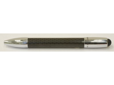 Monteverde M1 Stylus Ballpoint, Black Carbon Fibre