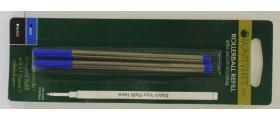 Monteverde Rollerball Refill for S. T. Dupont Rollerball Pens, per pack of 2