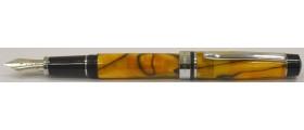 Monteverde Prima Fountain Pen, Tiger Eye