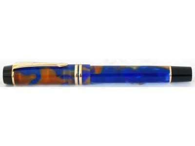 Moonman M600S Fountain Pen, Interstellar Blue