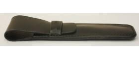 MorganEsq Single Pen Case, Black