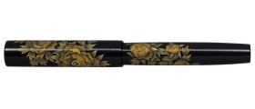 Namiki Emperor Chinkin Fountain Pen, Peony