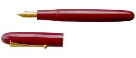 Namiki Yukari Royale Urushi Fountain Pen, Vermillion