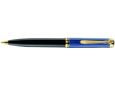 Pelikan Souveran D600 Pencil, Blue/Black