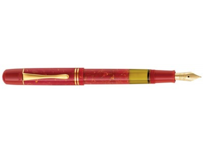 Pelikan M101N Fountain Pen, Bright Red Special Edition
