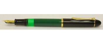 Pelikan M120 Special Edition Fountain Pen, Green/Black