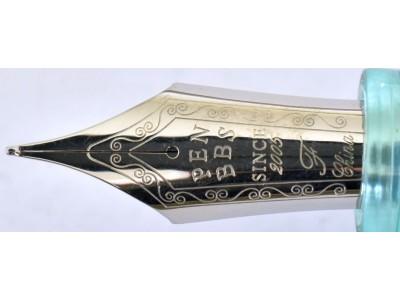 PenBBS No. 487 Magnet Fill Fountain Pen, Vermouth