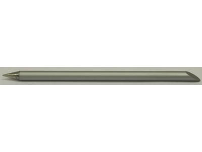 Axel Weinbrecht beta.pen, Natural Aluminium