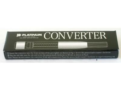 Platinum Ink Converter, Chrome