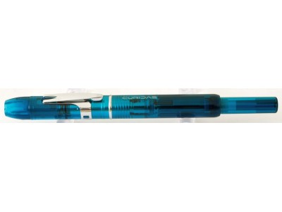 Platinum Curidas Fountain Pen, Urban Green