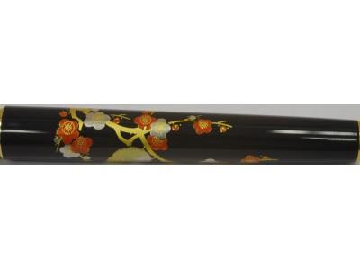 Platinum Modern Maki-e Fountain Pen, Bush Warbler