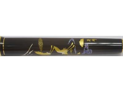 Platinum Modern Maki-e Fountain Pen, Cranes