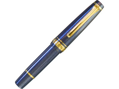 Sailor Professional Gear Slim (Sapporo) Mini Fountain Pen, Night Blue