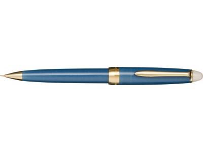 Sailor Shikiori Pencil, Shimoyo (Light Blue), Gold Coloured Trim