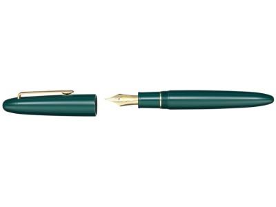 Sailor King of Pens Urushi Lacquer Fountain Pen, Green
