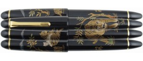 Sailor Endangered Species: Endangered Mammals Limited Edition Fountain Pen, Bengal Tiger