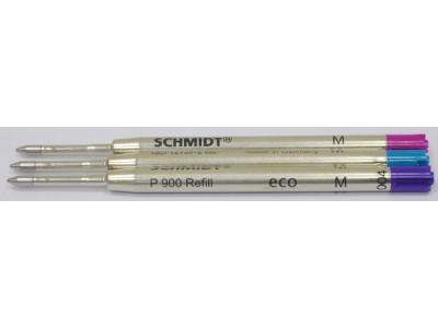 Schmidt P900 ECO Parker Style/G2 Ballpoint Refill