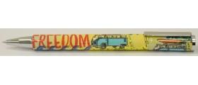Troika Convertible Rollerball/Fountain Pen, 13/VW - Campervan