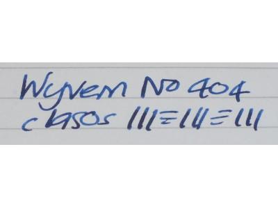 WY065 Wyvern No. 404.  (Medium)