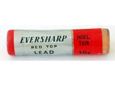 AC548 Eversharp Red Top Leads, 0.9mm, Purple Copy, Per Pack of 10