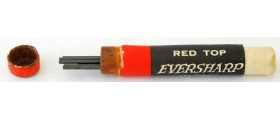 AC549 Eversharp Red Top Leads, 1.18mm, Square, HB, Per Pack of 12