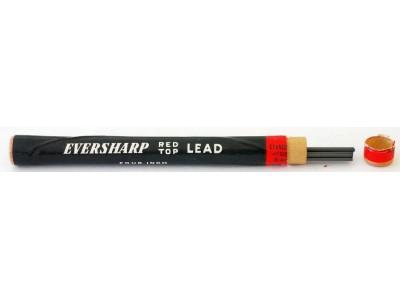 AC560 Eversharp Red Top Leads, 1.18mm, Medium (HB), Per Pack of 10