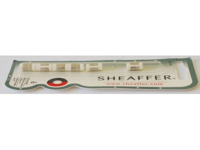 AC573 Sheaffer Prelude 6mm Erasers, Per Pack of 6