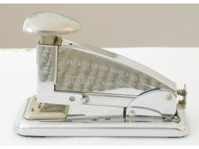 AC580 Ace Scout Stapler, boxed.
