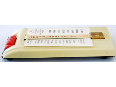 AC589 Stratton Fonopad Personal Directory, boxed.