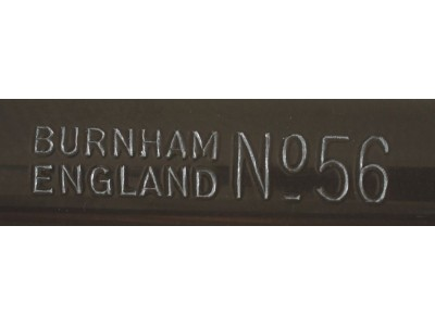 BU092 Burnham No. 56. (Medium/Broad Stub)
